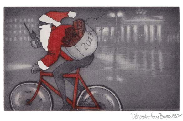 Christmas / New Year's Card 2012